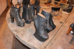 Jeffrey Campbell's stand