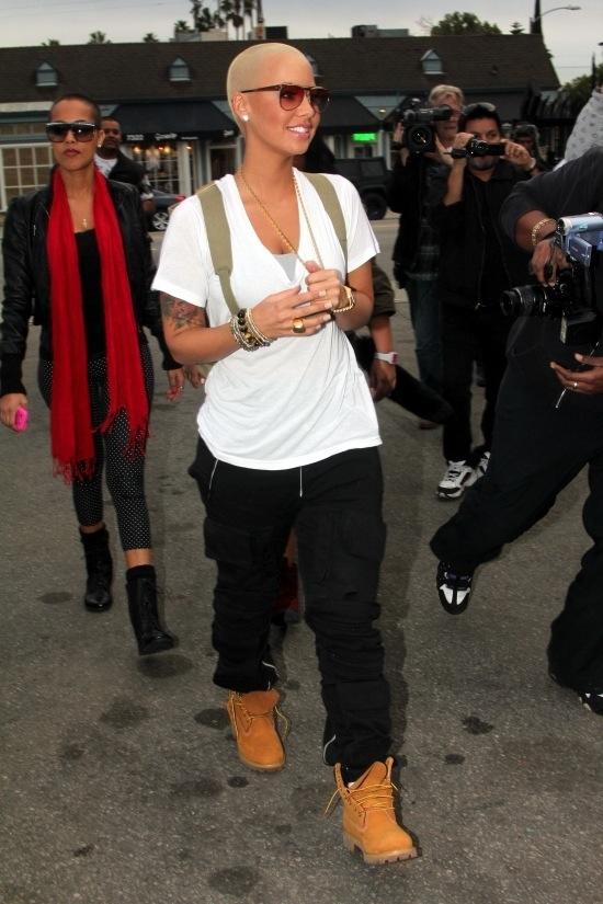 Amber Rose – en lækker dame | Free Me Fashion